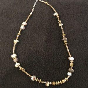 Short Silpada necklace